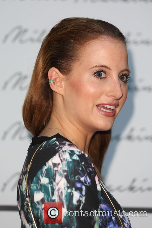 Millie Mackintosh and Rosie Fortescue