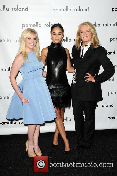 Cara Santana and Pamella Rolland 3