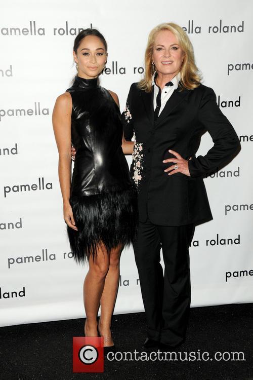 Cara Santana and Pamella Rolland 6