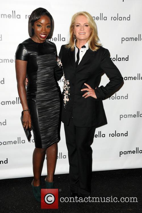 Estelle and Pamella Rolland 3