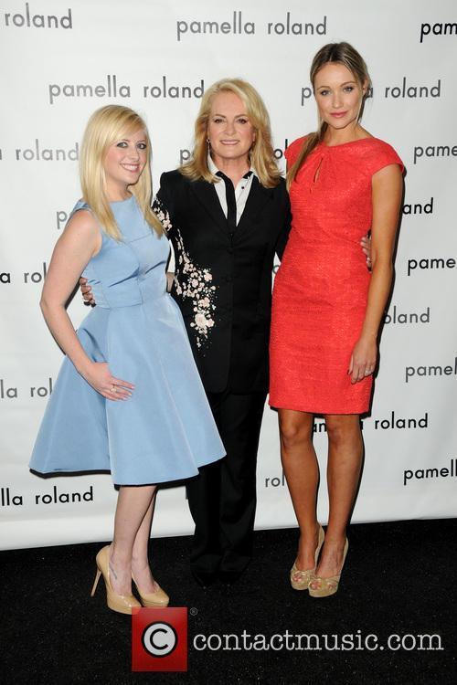 Pamella Rolland and Katrina Bowden 8