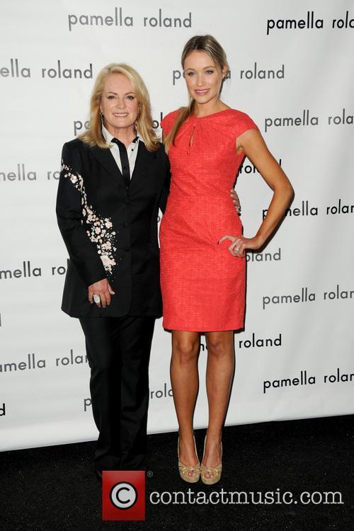 Pamella Rolland and Katrina Bowden 9