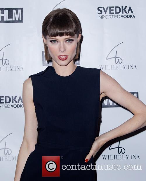 Wilhelmina models New York Fashion Week party