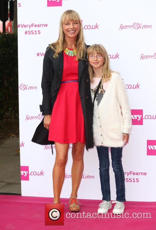 Sara Cox and Lola Cox 3