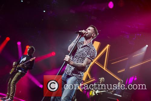 Adam Levine and Maroon 5