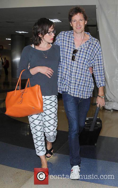 Milla Jovovich and Paul Anderson 2