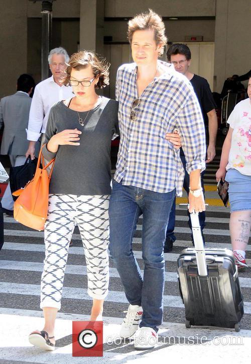 Milla Jovovich and Paul Anderson 3
