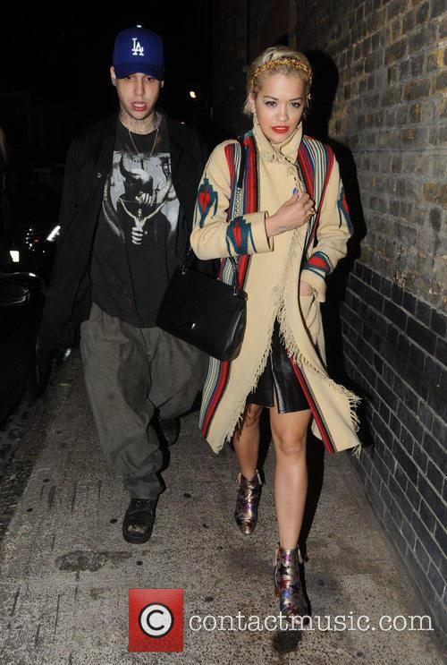 Rita Ora and Ricky Hilfiger 3