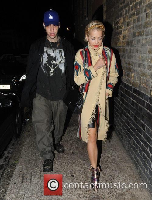 Rita Ora and Ricky Hilfiger 5