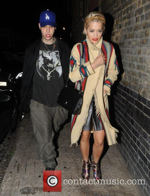 Rita Ora and Ricky Hilfiger 6