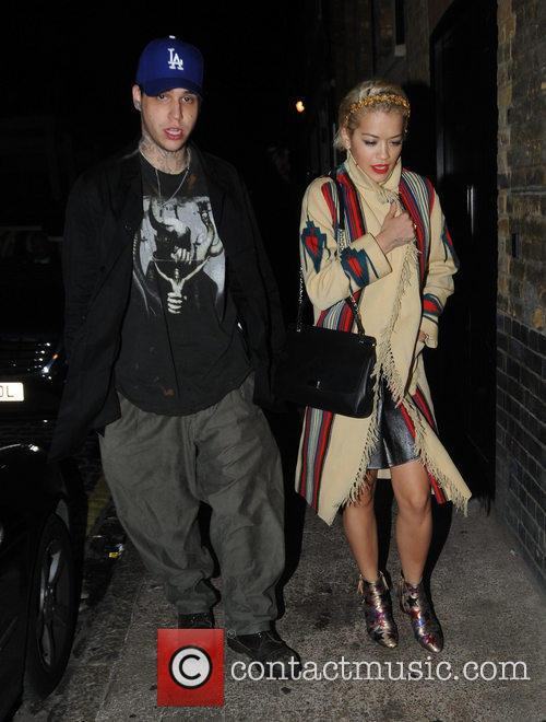Rita Ora and Ricky Hilfiger 7