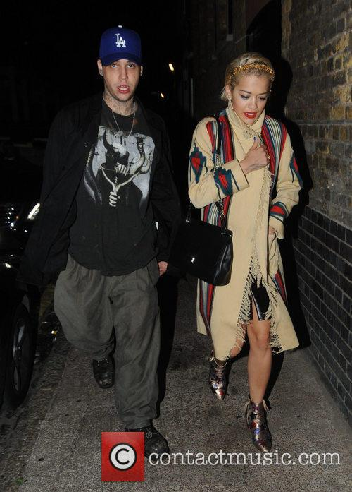Rita Ora and Ricky Hilfiger 9