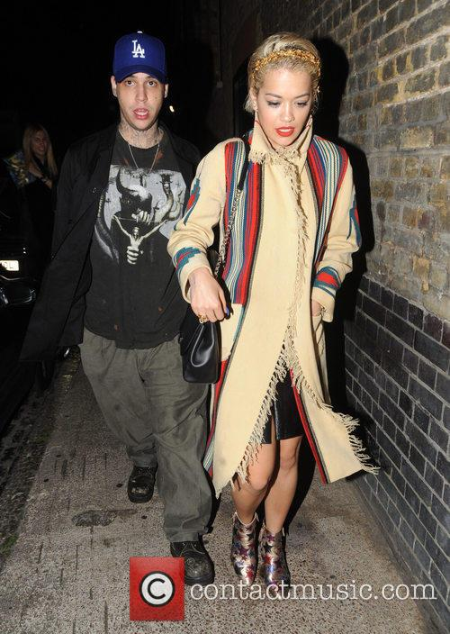 Rita Ora and Ricky Hilfiger 10