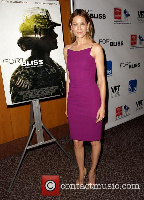 Los Angeles Special Screening of 'Fort Bliss'