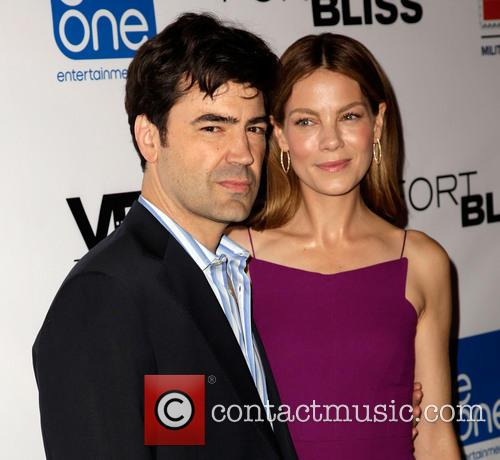 Ron Livingston and Michelle Monaghan 5
