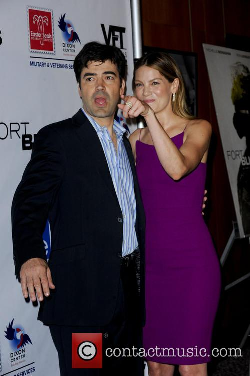 Ron Livingston and Michelle Monaghan 3