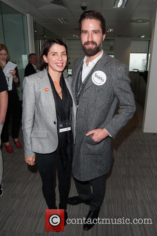 Sadie Frost and Jack Guinness 1