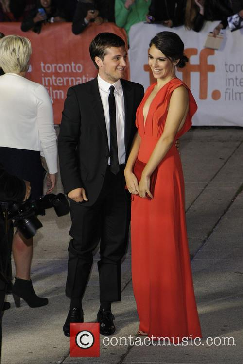 Josh Hutcherson and Claudia Traisac 7