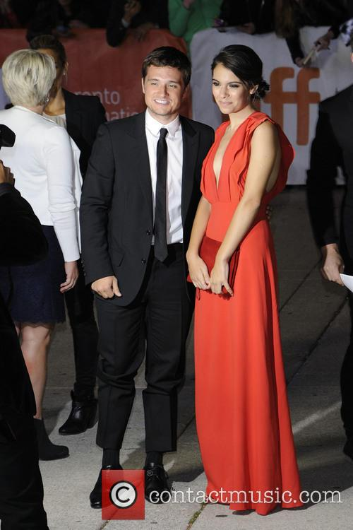 Josh Hutcherson and Claudia Traisac 8