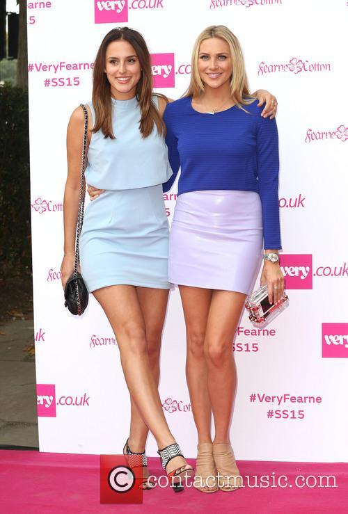 Lucy Watson and Stephanie Pratt 2