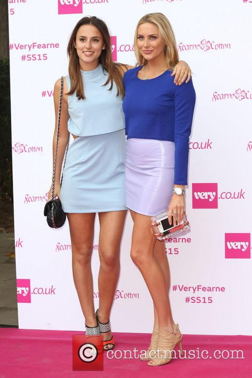 Lucy Watson and Stephanie Pratt 6