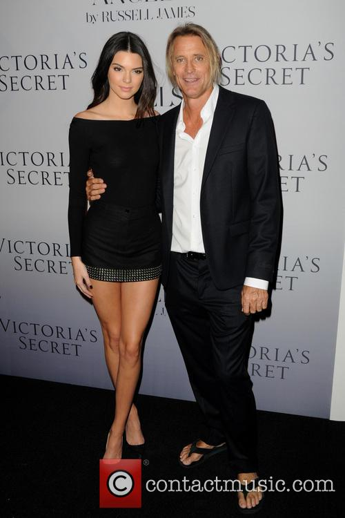 Kendall Jenner and Russell James 6