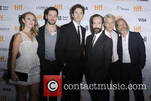 Samantha Hill, Brett Donahue, Brent Neale, Matthew Kennedy and Adam Brooks 1