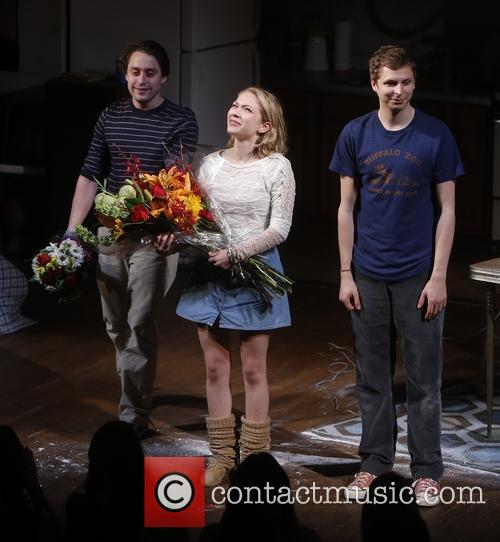 Opening night curtain call for 'This Is Our...