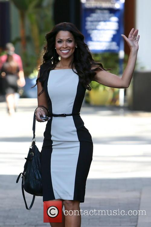 Tracey Edmonds and Tracy Edmonds