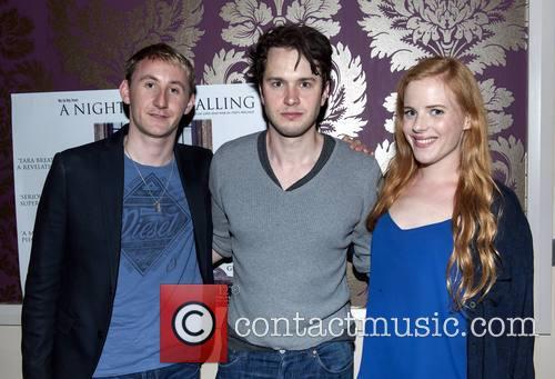 Derek O'sullivan, Elliot Moriarty and Muireann Bird 1
