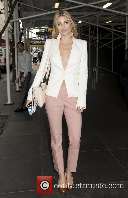 AnnaLynne McCord out and about in New York...