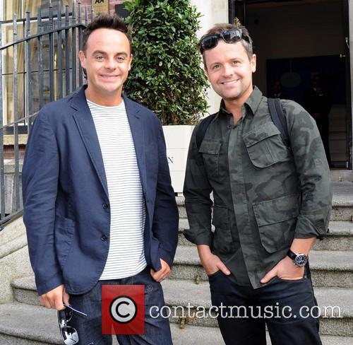 Ant, Anthony Mcpartlin, Dec and Declan Donnelly 4