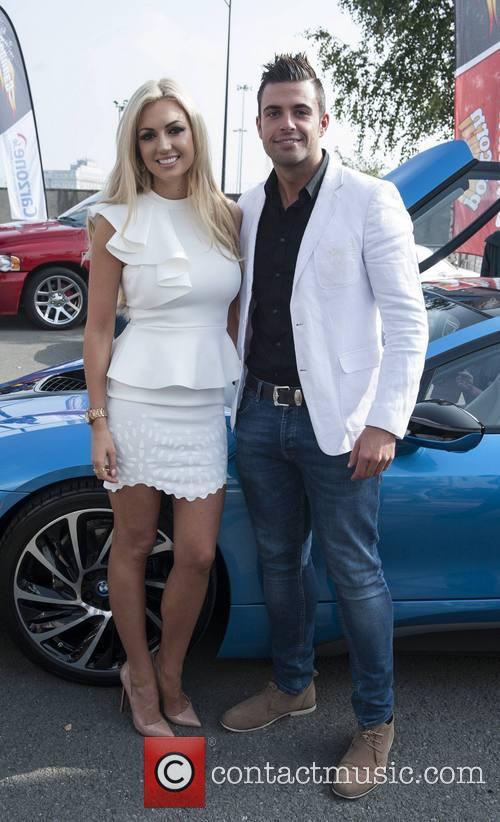 Rosanna Davison and Karl Bowe 3