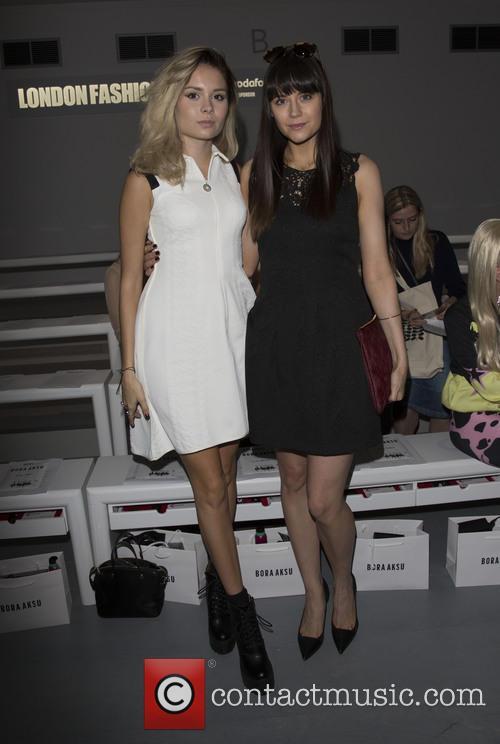 Lilah Parsons and Nina Nesbitt 2