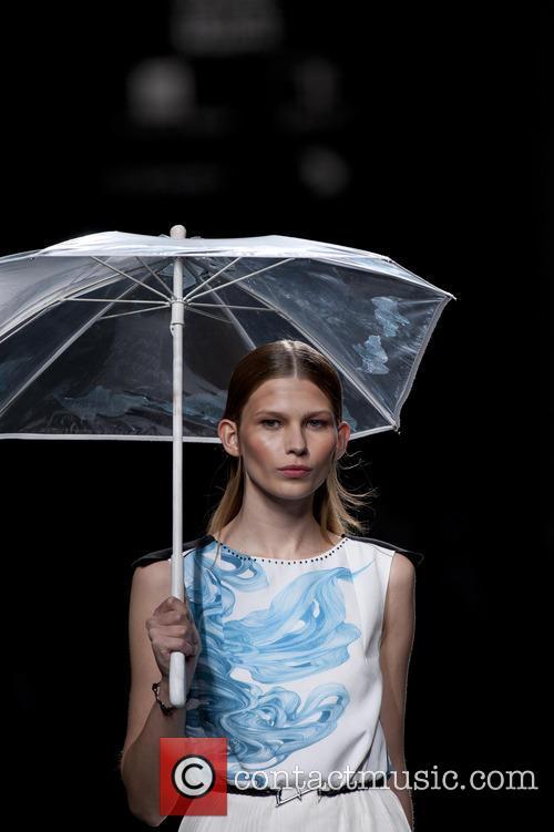 Mercedes-benz Madrid Fashion Week, Spring, Summer, Ion Fiz and Catwalk 3