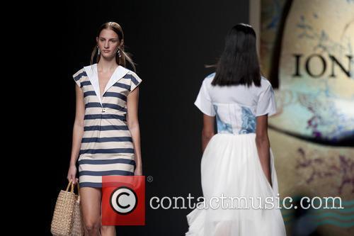 Mercedes-benz Madrid Fashion Week, Spring, Summer, Ion Fiz and Catwalk 5