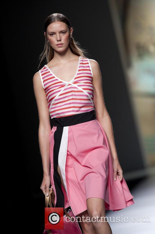 Mercedes-benz Madrid Fashion Week, Spring, Summer, Ion Fiz and Catwalk 8