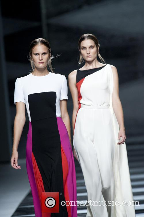 Madrid Fashion Week Spring/Summer 2015 - Juanjo Oliva...