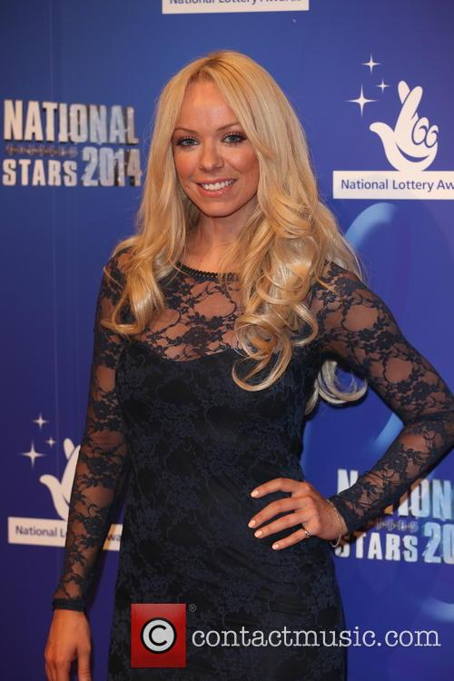 2014 National Lottery Awards - Arrivals