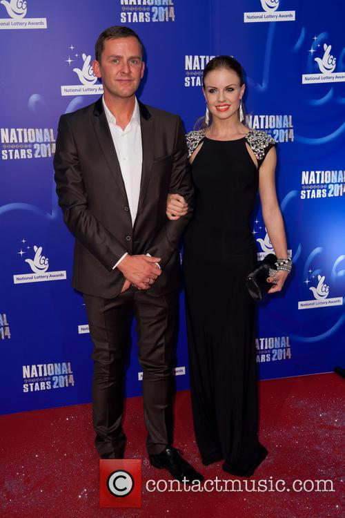 Scott Mills and Joanne Clifton 3