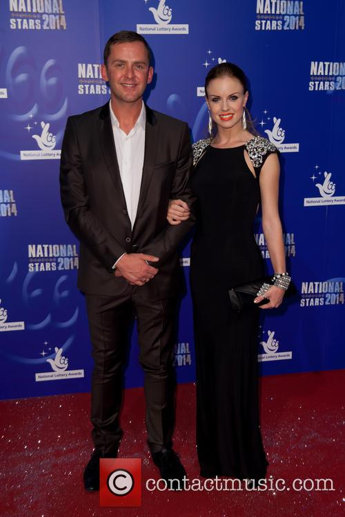 Scott Mills and Joanne Clifton 5