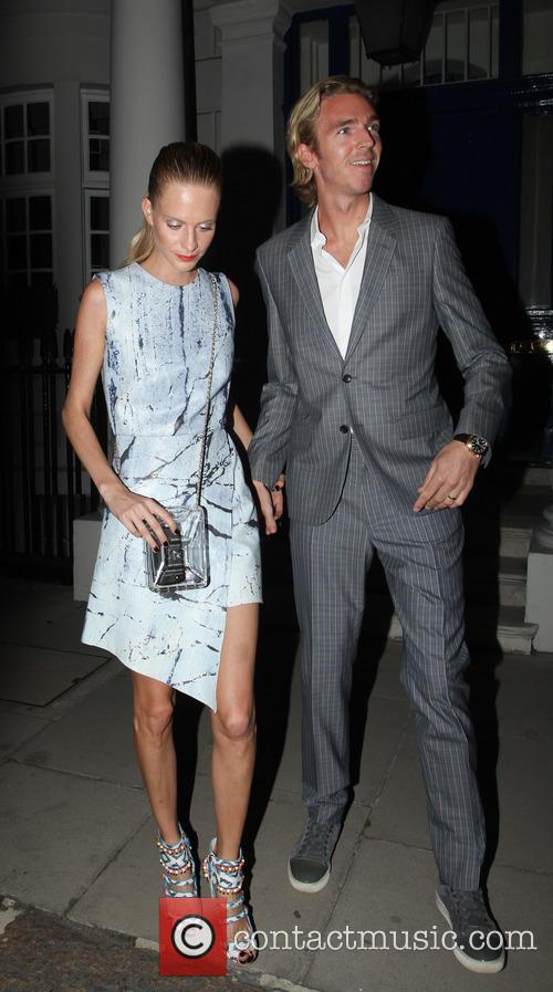 Poppy Delevingne and James Cook 2