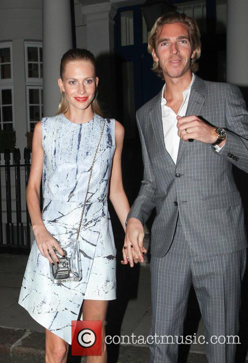 Poppy Delevingne and James Cook 8