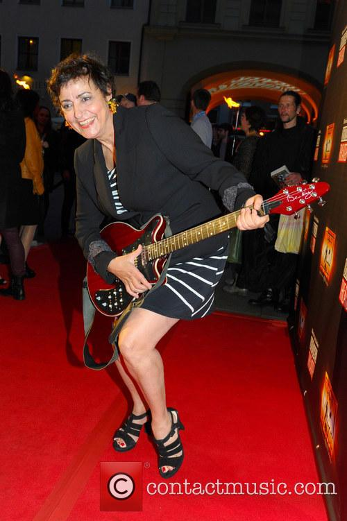 Premiere of 'We Will Rock You,' a musical...