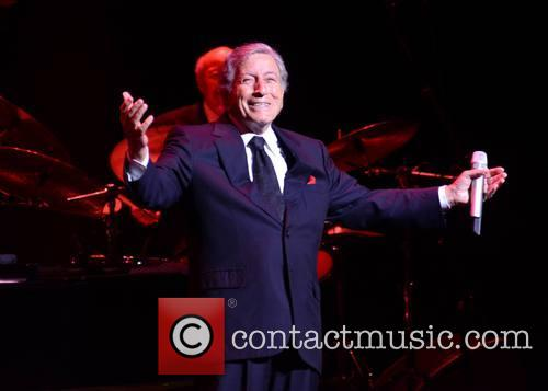 Tony Bennett in concert at Bord Gais Energy...