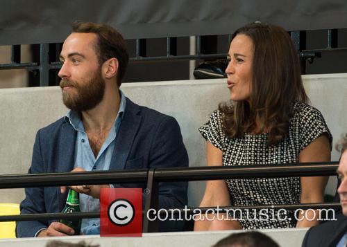James Middleton and Pippa Middleton 3
