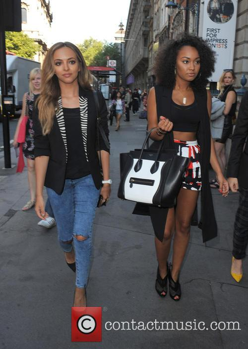 Jade Thirlwall and Leigh-anne Pinnock 6