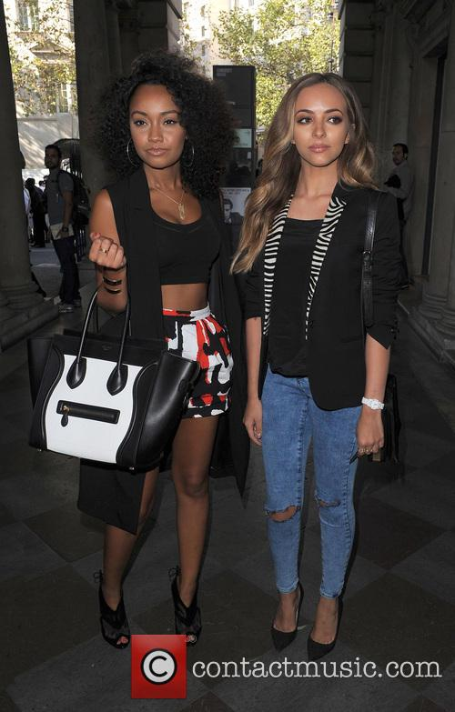 Leigh-anne Pinnock and Jade Thirlwall 2