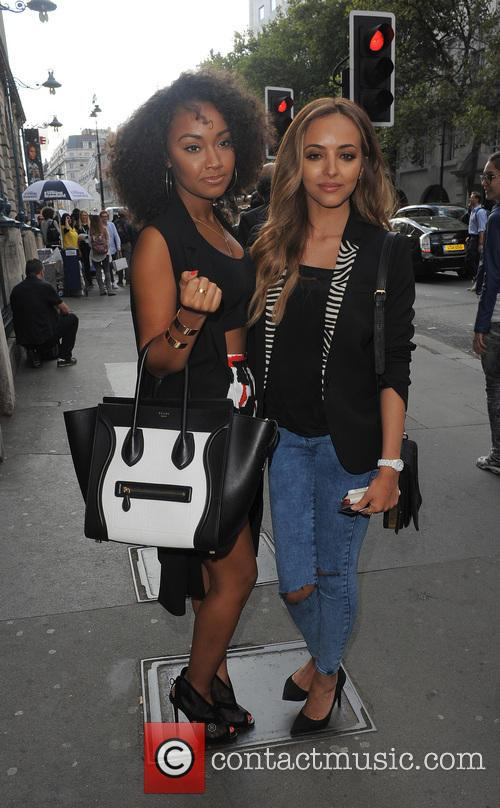 Leigh-anne Pinnock and Jade Thirlwall 3