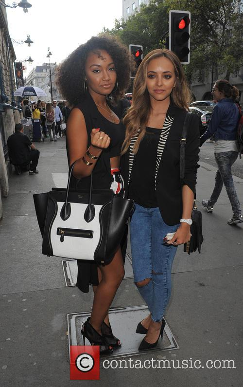 Leigh-anne Pinnock and Jade Thirlwall 4